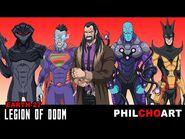 Earth-27 Legion of Doom