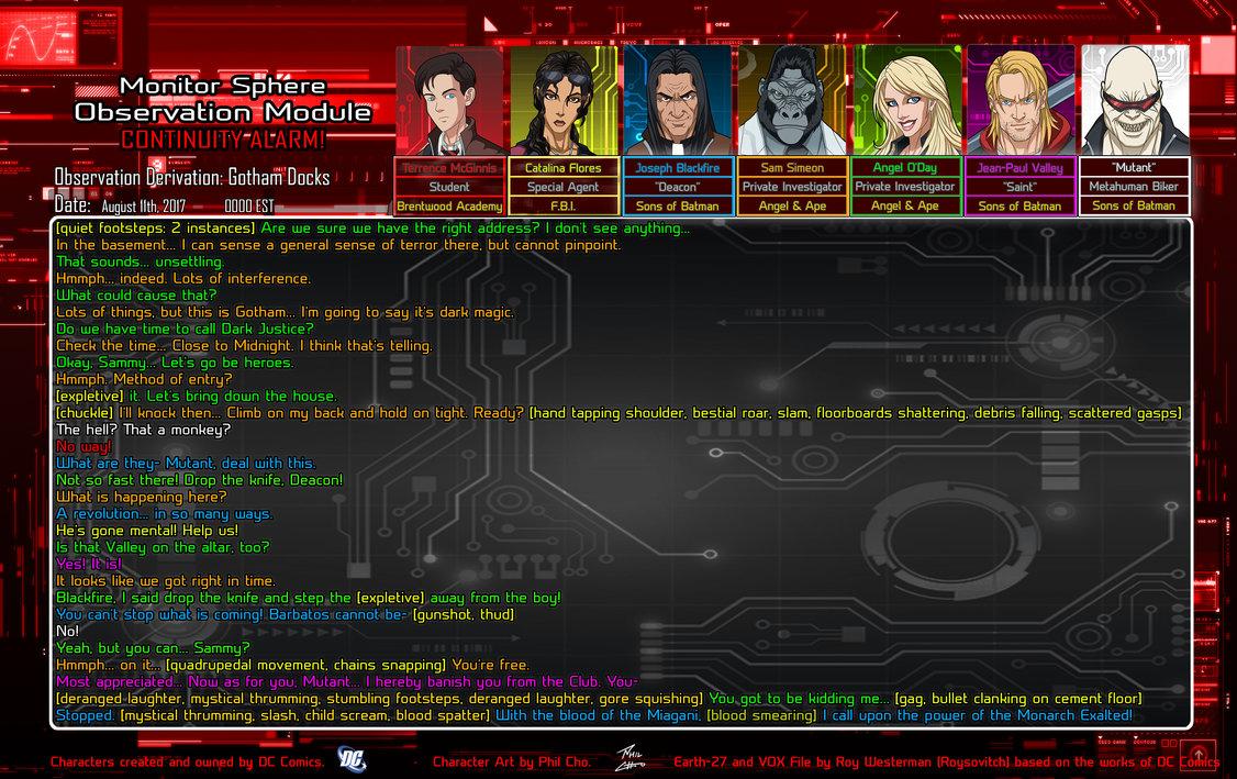 ObMod: Beyond Crisis 2