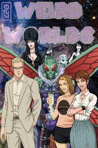 Weird Worlds Cover