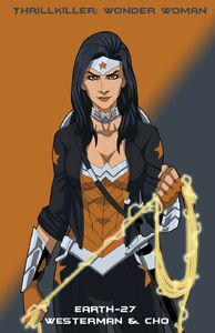 Wonder Woman Thrillkiller