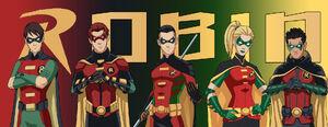Robin Forever