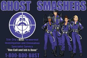 Ghost Smashers