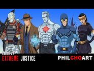 Earth-27 Extreme Justice