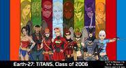 Teen Titans Class of 2006