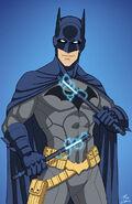 Batman (Dick Grayson) Variant