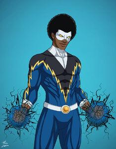 Black Lightning (JLA)