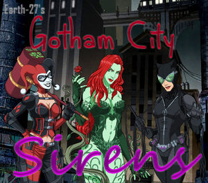 Gotham City Siners enhanced