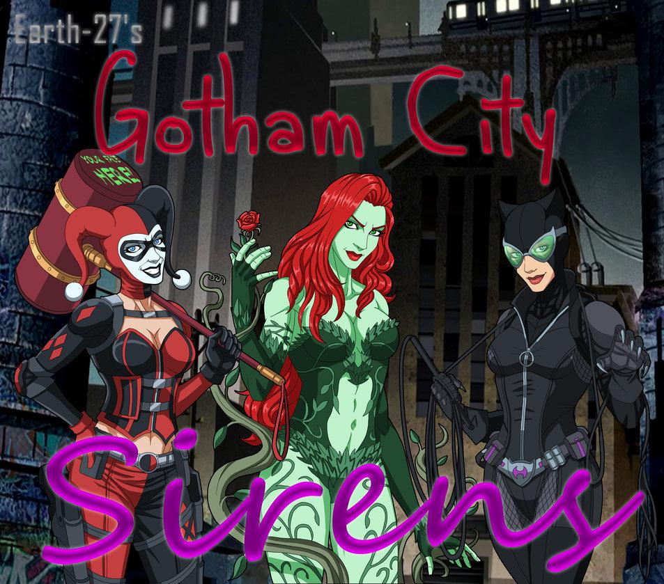 Gotham City Sirens