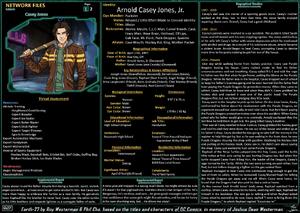 Network Files Casey Jones 1