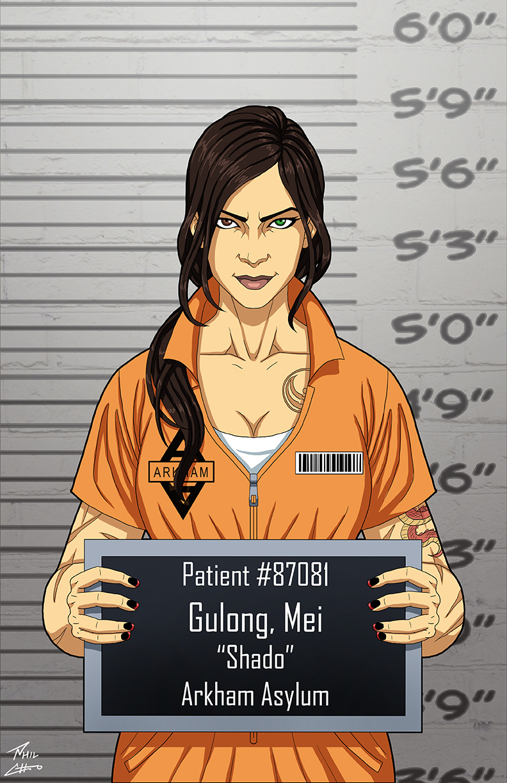 Mei Gulong