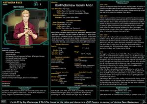Network Files Barry Allen 1