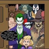 Happy Halloween, Gotham