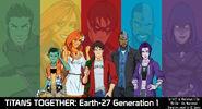 Titans Together Generation 1