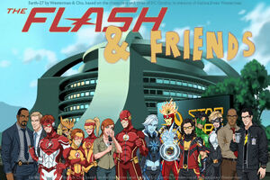 Flash & Friends