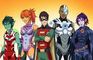G1 Teen Titans