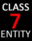 Class 7 Entity
