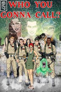 Who You Gonna Call Cover