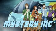 Earth-27 MYSTERY INC guest starring the WINCHESTERS, BATMAN, and PHANTOM STRANGER