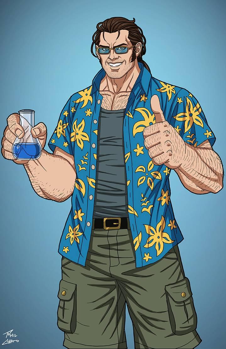 Hank McCoy