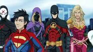 Earth-27 Titans and Teen Titans