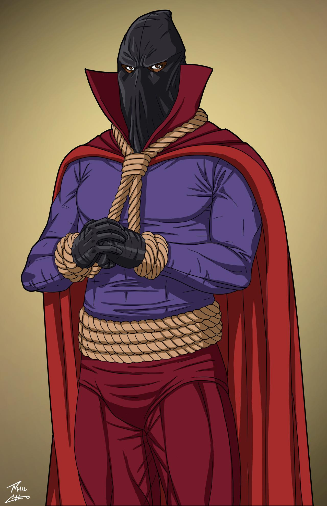 Hooded Justice I