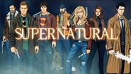 Earth-27 SUPERNATURAL featuring SCOOBY-DOO, LUCIFER, CONSTANTINE and SWAMP-THING