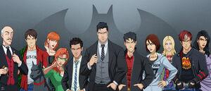 Bat Family Civilians