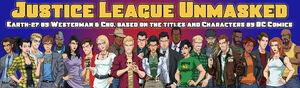 Justice League Unmasked