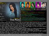 Oracle Files: Elissa Prince-Wayne 1