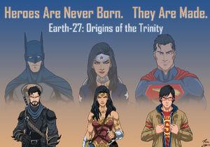 Origins of the Trinity
