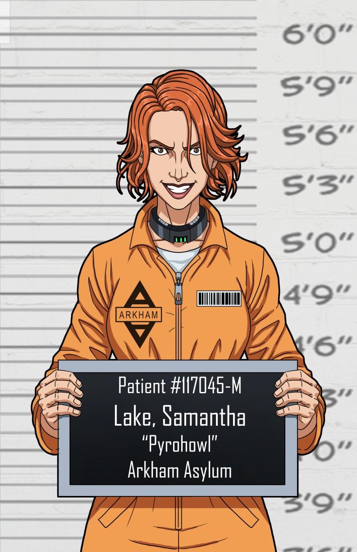 Samantha Lake