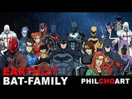 Earth-27 BAT FAMILY (UPDATE)