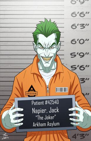"""Jack Napier"""