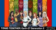 Titans Together Generation 2