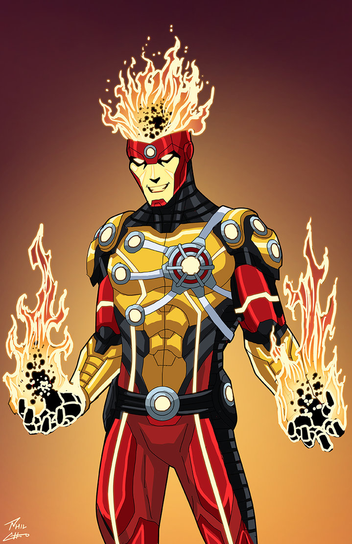 Firestorm (Matrix)