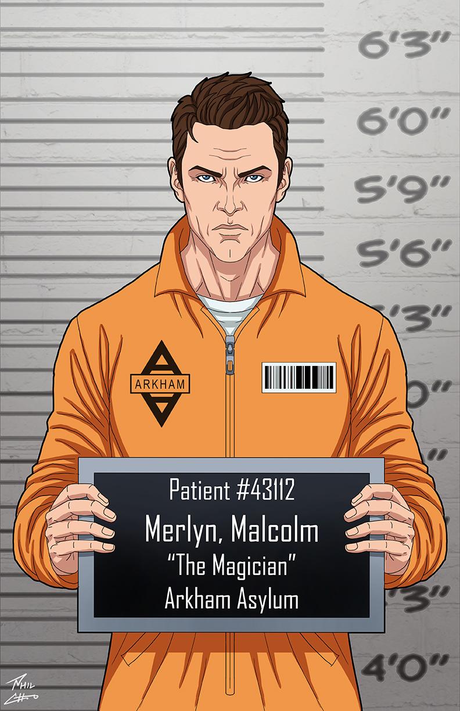 Malcolm Merlyn