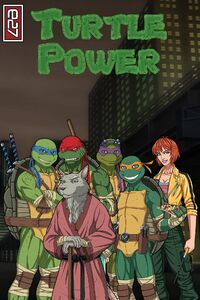 Turtle Power Cover