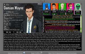 Damian Wayne 1