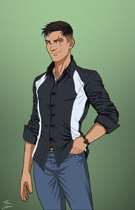 Damian Wayne (Enhanced)