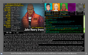 John Henry Irons 1