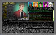 Connor Hawke 1