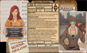 Roxy Rocket AF