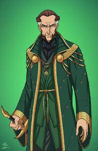 Ra's al Ghul (Enhanced)