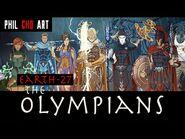 Earth-27 OLYMPIANS