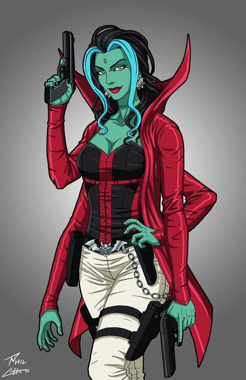 Eve Frankenstein