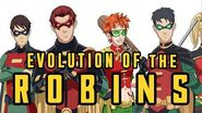 Earth-27 Evolution of the ROBINs
