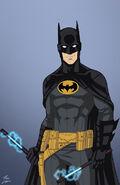 Batman (Dark Knight Grayson)