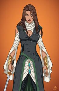 Talia al Ghul (Enhanced)