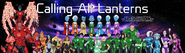 Calling All Lanterns