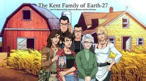 Kent Family Portrait